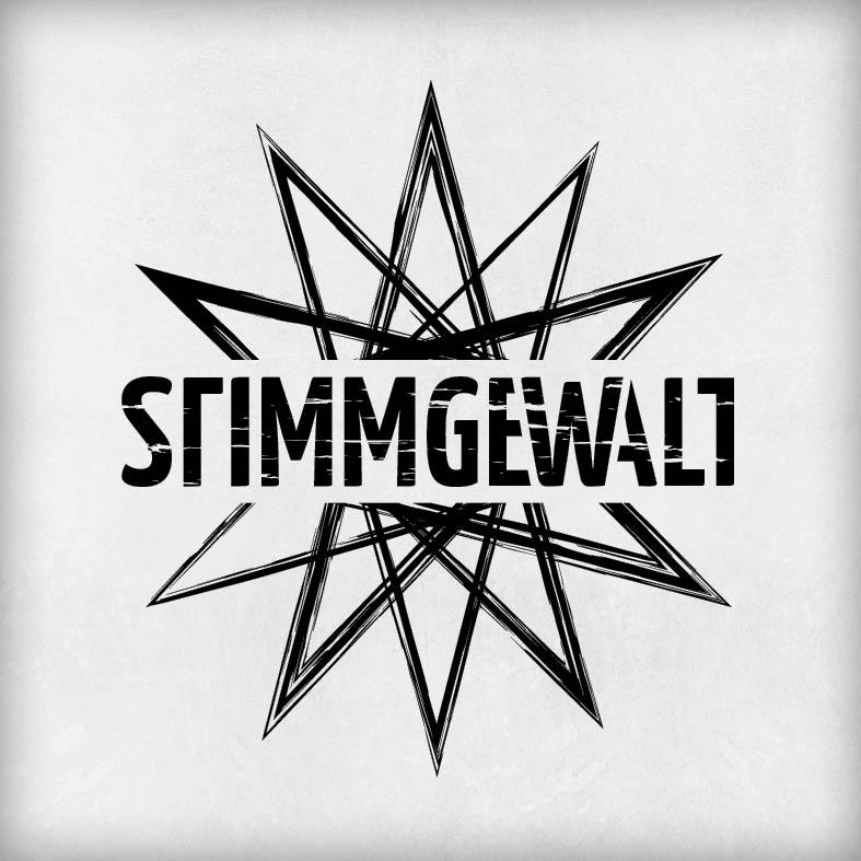 Logo-Gestaltung und Signet für CD-Veröffentlichungen und Merch | Stimmgewalt