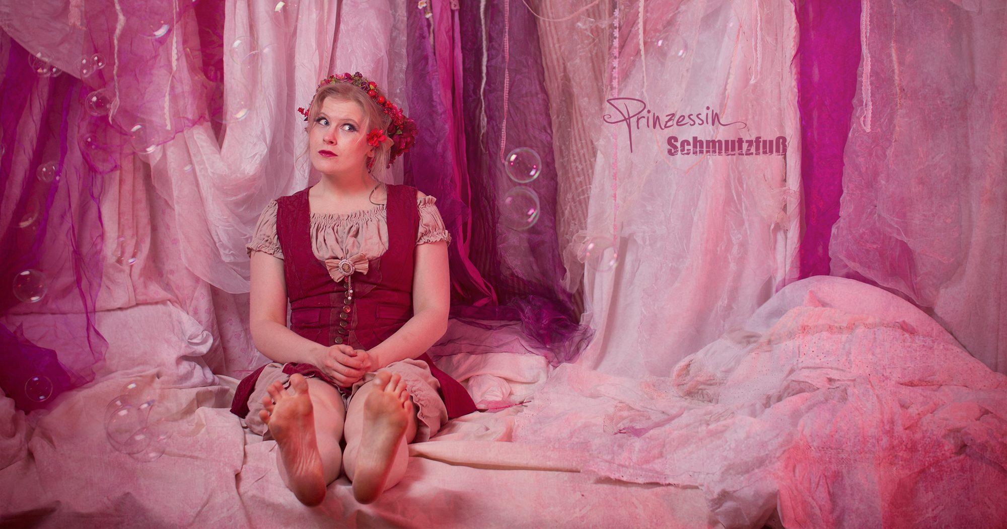 Prinzessin Schmutzfuß