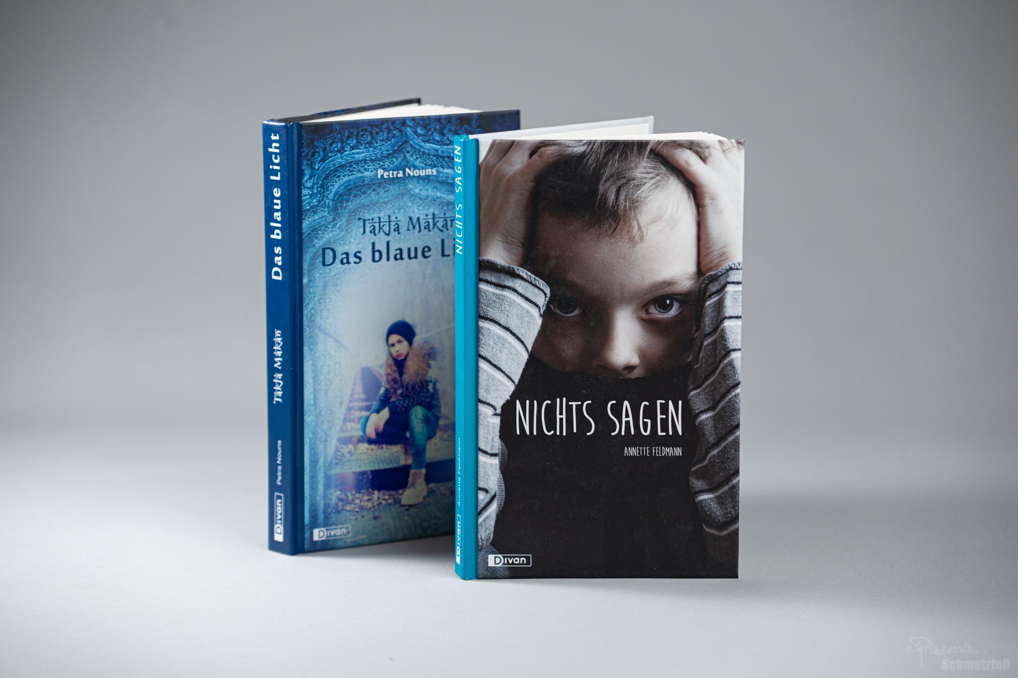 Buchcovergestaltung | Fotorecherche | Fotoretusche | Buchsatz | Divan Verlag Junior