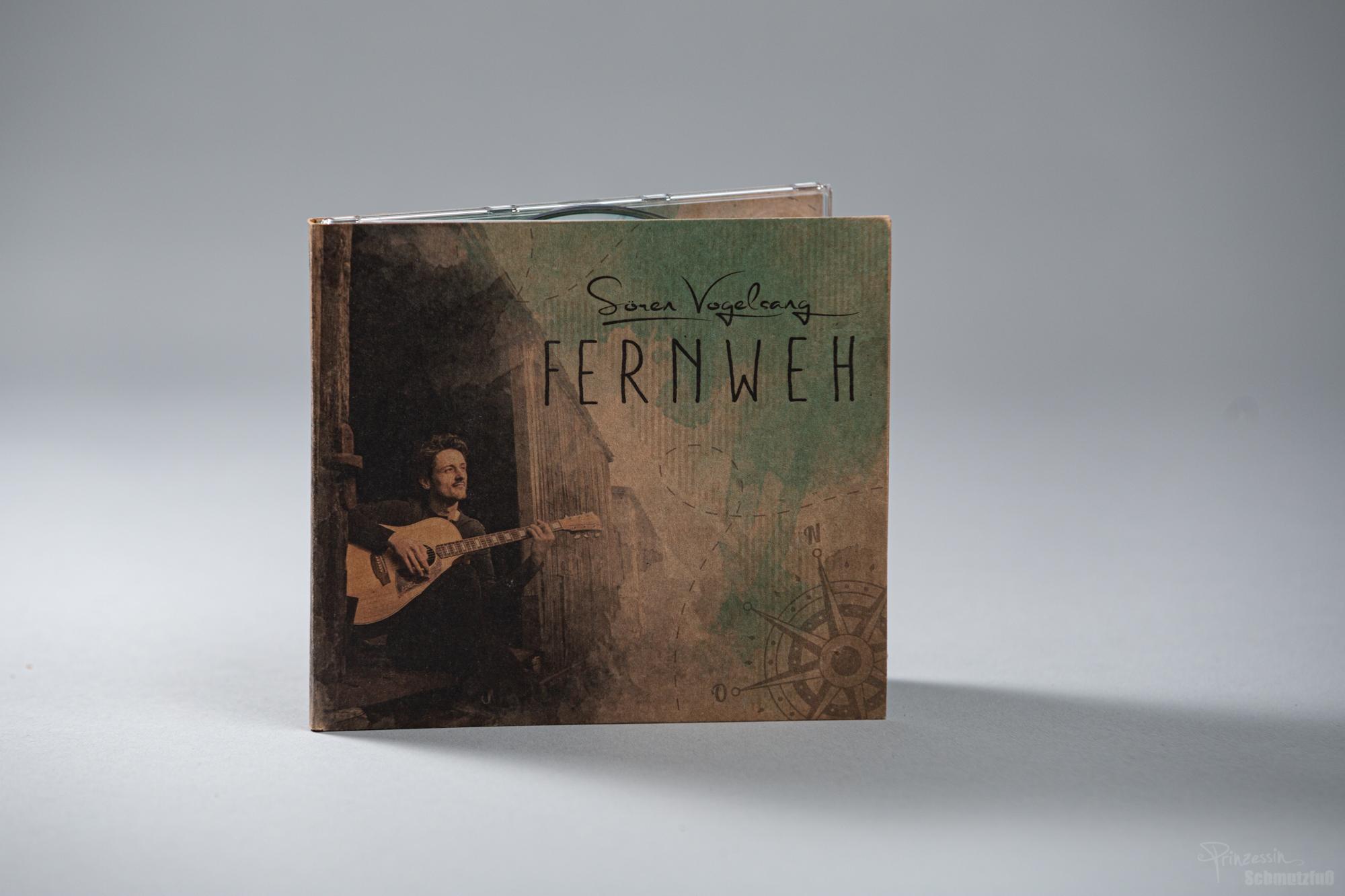 CD-Gestaltung | Fotoretusche | Sören Vogelsang Fernweh